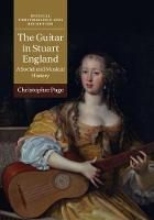 The Guitar in Stuart England: A ...