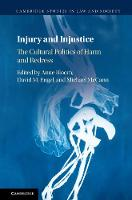 Injury and Injustice: The Cultural...