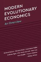 Modern Evolutionary Economics: An...