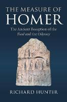 The Measure of Homer: The Ancient...