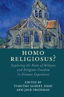 Homo Religiosus?: Exploring the Roots...