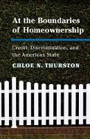 At the Boundaries of Homeownership:...