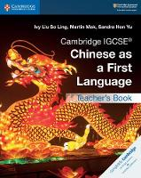 Cambridge IGCSE (R) Chinese as a ...