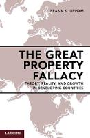 The Great Property Fallacy: Theory,...