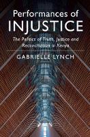 Performances of Injustice: The...