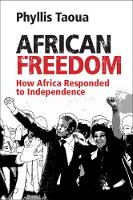 African Freedom: How Africa Responded...