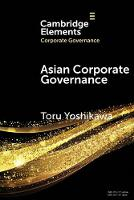 Asian Corporate Governance: Trends ...