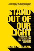 Stand out of our Light: Freedom and...