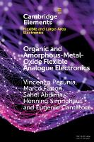 Organic and Amorphous-Metal-Oxide...