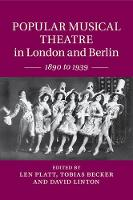 Popular Musical Theatre in London and...