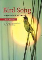 Bird Song: Biological Themes and...