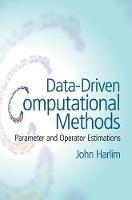 Data-Driven Computational Methods:...