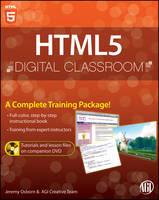 HTML5 Digital Classroom: (Book and...