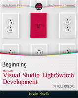 Beginning Microsoft Visual Studio LightSwitch Development
