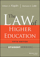 The Law of Higher Education: Student...