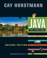 Java for Everyone: Compatible with...