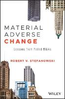 Material Adverse Change: Lessons from...