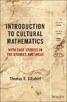 Introduction to Cultural Mathematics:...