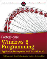 Professional Windows 8 Programming:...