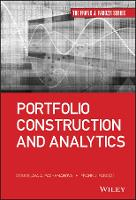 Portfolio Construction and Analytics:...