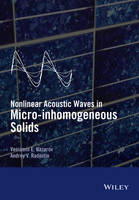 Nonlinear Acoustic Waves in...
