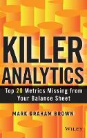Killer Analytics: Top 20 Metrics...