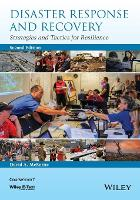 Disaster Response and Recovery:...