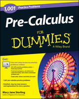 Pre-Calculus: 1,001 Practice Problems...