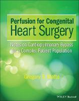 Perfusion for Congenital Heart...