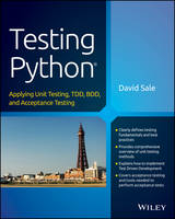 Testing Python: Applying Unit ...