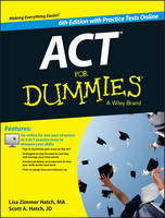 Act for Dummies, with Online Practice...