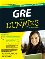 GRE For Dummies: With Online Practice...