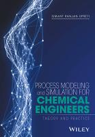 Process Modeling and Simulation for...