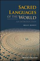 Sacred Languages of the World: An...