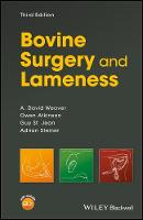 Bovine Surgery and Lameness