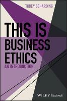 This is Business Ethics: An Introduction