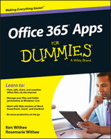 Office 365 Apps For Dummies