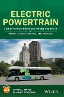 Electric Powertrain: Energy Systems,...