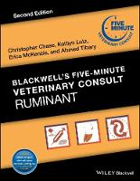 Blackwell's Five-Minute Veterinary...