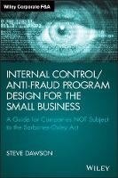 Internal Control/Anti-Fraud Program...