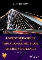 Energy Principles and Variational...