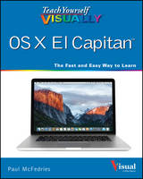 Teach Yourself Visually OS X El Capitan