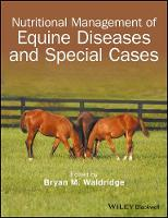 Nutritional Management of Equine...