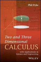 Two and Three Dimensional Calculus:...