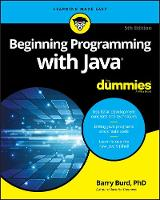 Beginning Programming with Java For...