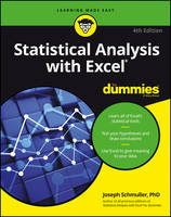 Statistical Analysis with Excel For...