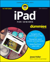 Ipad for Seniors for Dummies, 9th...