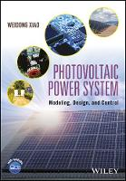 Photovoltaic Power System: Modeling,...