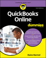 QuickBooks Online for Dummies, 3rd...