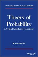 Theory of Probability: A Critical...